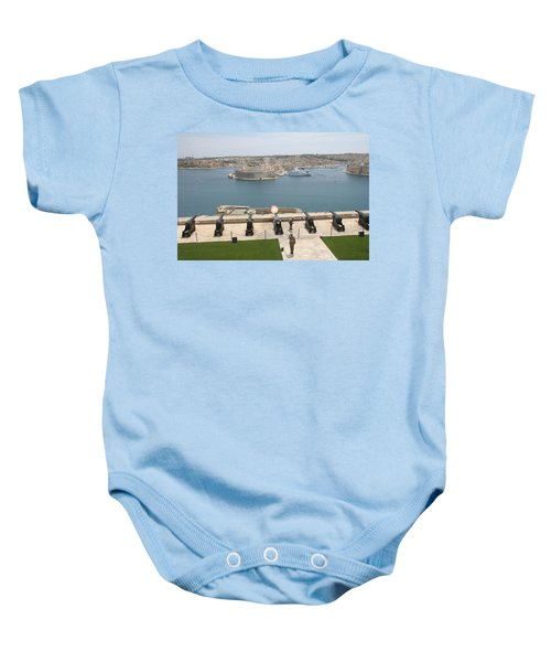Upper Barrakka Saluting Battery Baby Onesie
