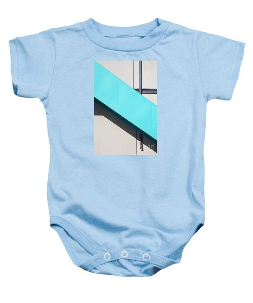 Urban Abstract 1 Baby Onesie