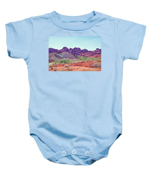 Valley Of Fire State Park, Nevada Baby Onesie