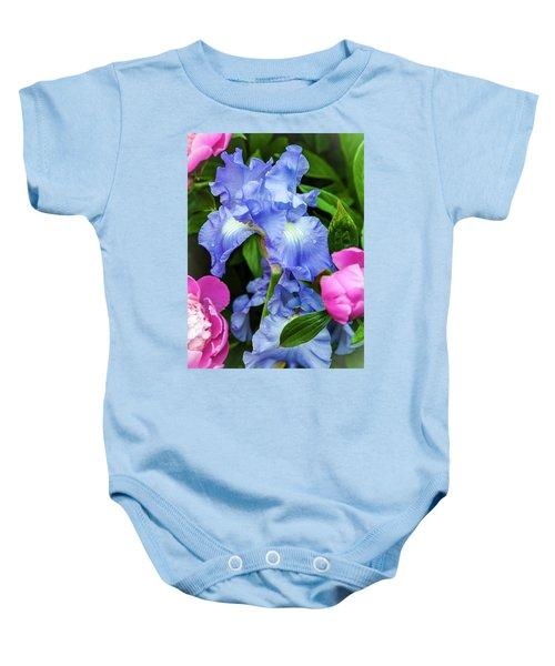 Victoria Falls Iris Baby Onesie