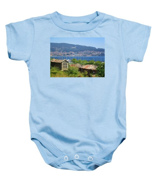 View Of Meira Baby Onesie
