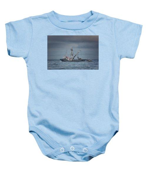 Viking Tide Baby Onesie