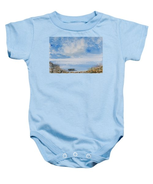Waiting For Sailor's Return Baby Onesie