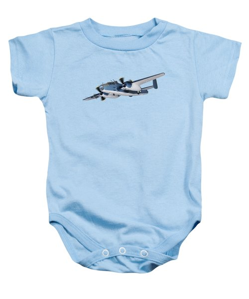 Warbird Returns Baby Onesie