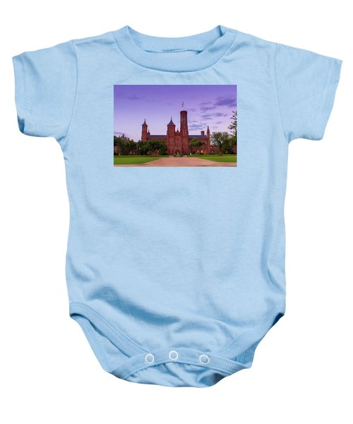 We Do Have Castles In America Baby Onesie