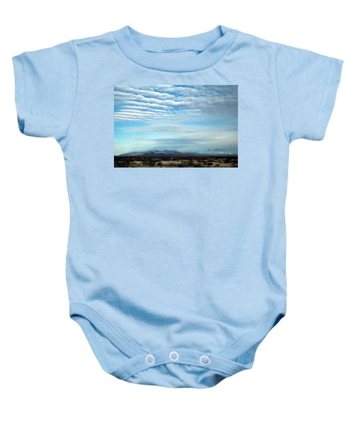 West Texas Skyline #2 Baby Onesie