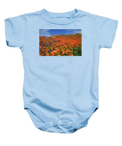 Wildflower Jackpot Baby Onesie