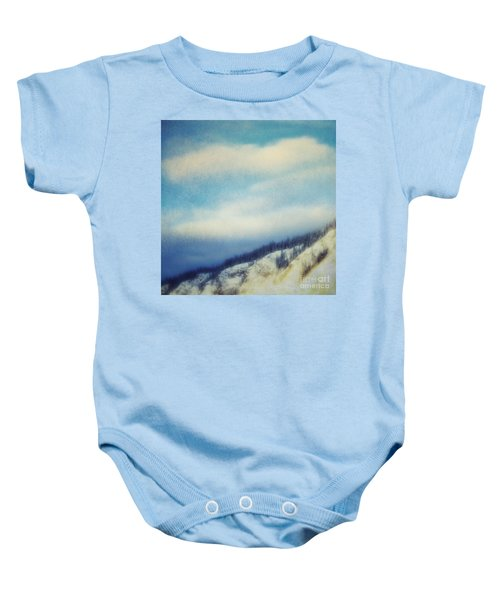Winter Is So Quiet It Needs No Words Baby Onesie
