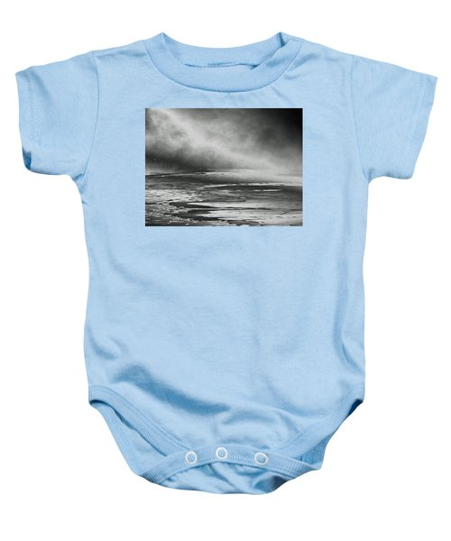 Winter's Song Baby Onesie