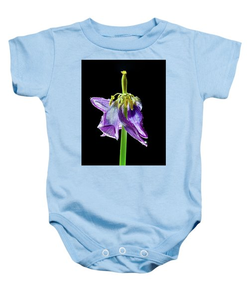 Withering Beauty Baby Onesie