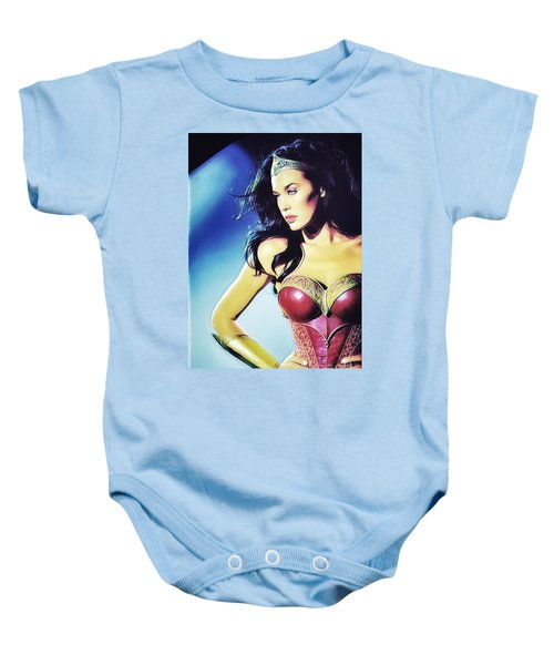 Womanition Baby Onesie