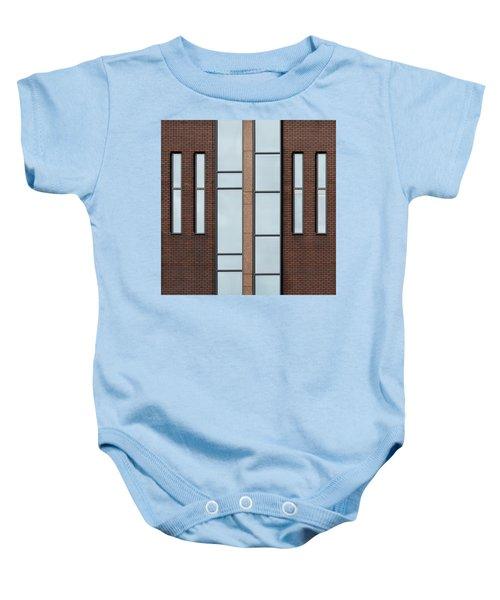Yorkshire Windows 2 Baby Onesie