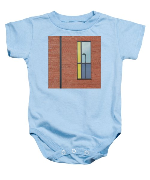 Yorkshire Windows 4 Baby Onesie