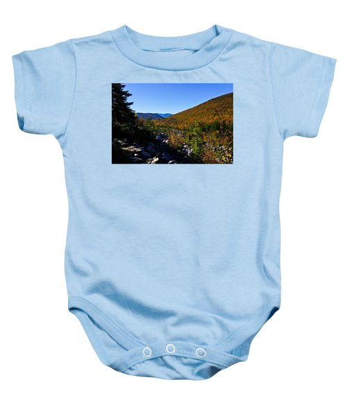 Zealand Notch Baby Onesie
