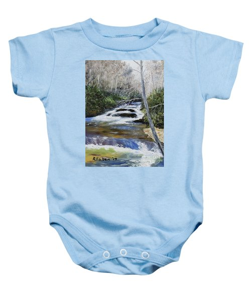 Horsepasture River Baby Onesie