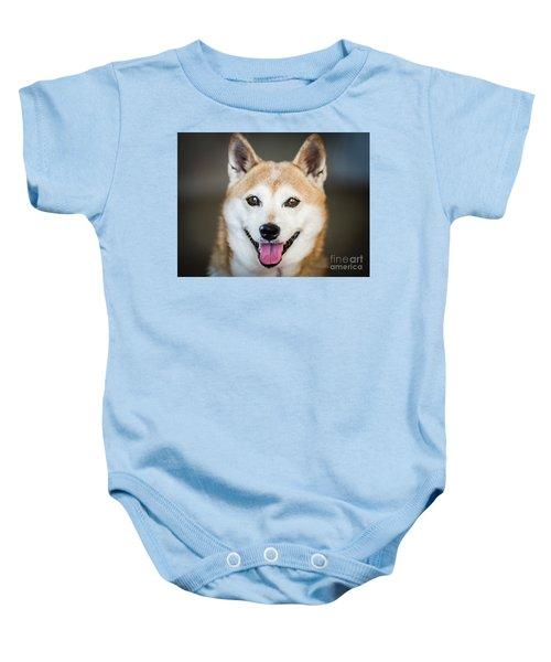Shiba Inu Baby Onesie