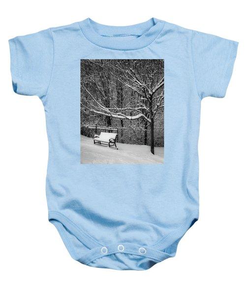 Snow Day Baby Onesie