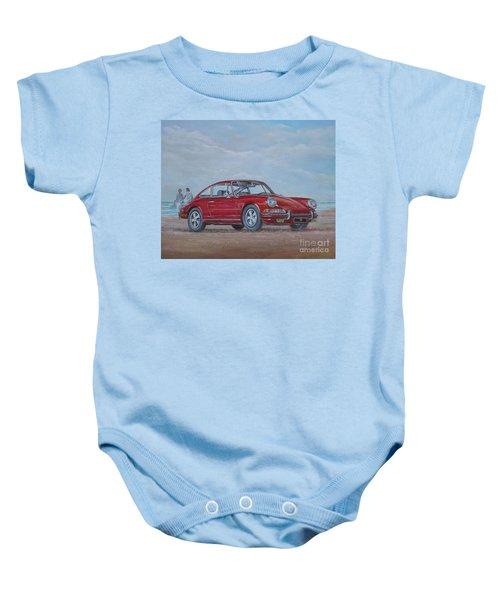1968 Porsche 911 2.0 S Baby Onesie