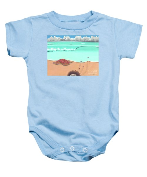 A New Beginning Baby Onesie