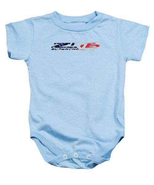 All American Z06 Baby Onesie