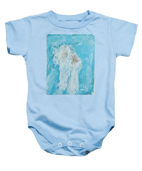 Angles Of Dreams Baby Onesie