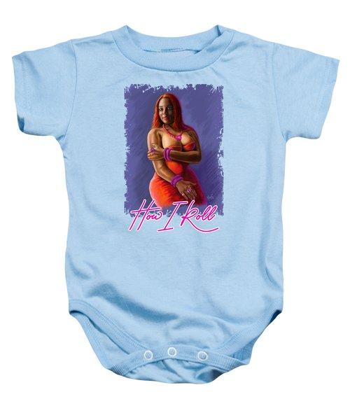 Bold Statement Baby Onesie
