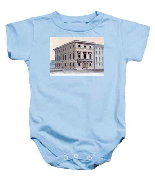 Athenaeum Perspective Baby Onesie