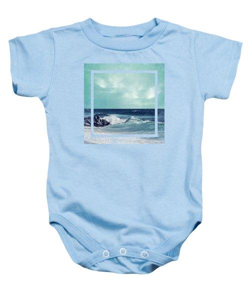 Atlantic Surf Baby Onesie