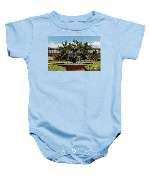 Augusta Riverwalk - Augusta Ga Baby Onesie