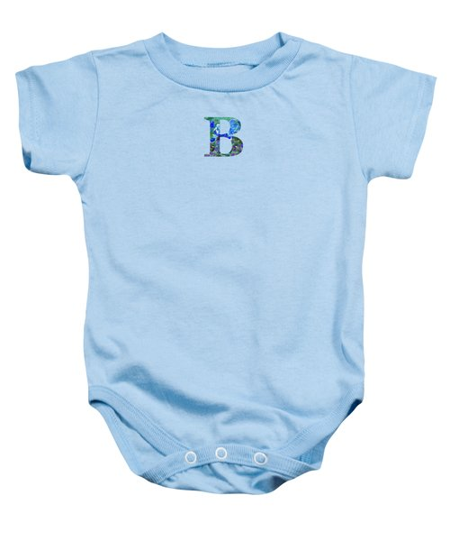 B 2019 Collection Baby Onesie