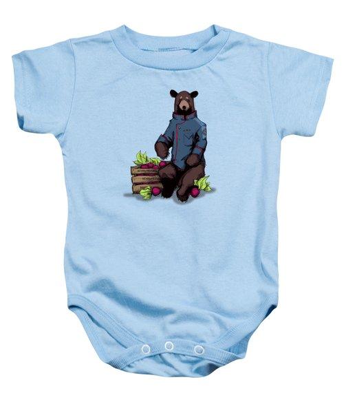 Bears Beets Battlestar Baby Onesie