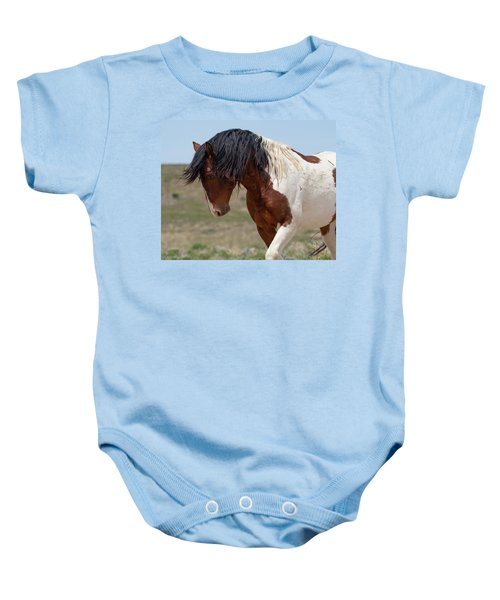 Charger Baby Onesie
