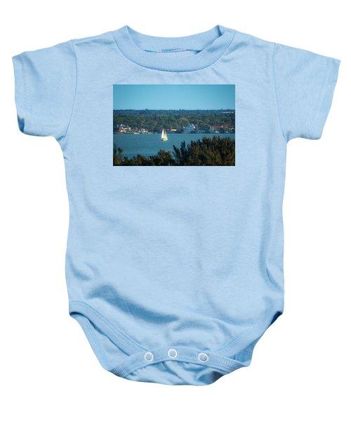Clearwater Sails Baby Onesie