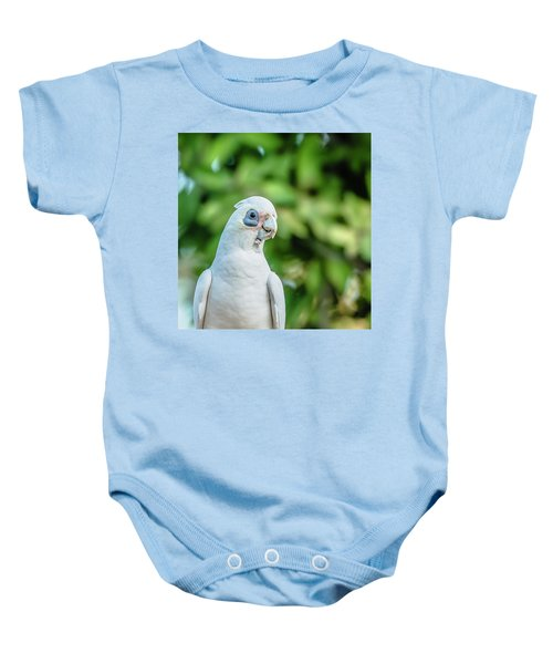 Corellas Outside During The Afternoon. Baby Onesie
