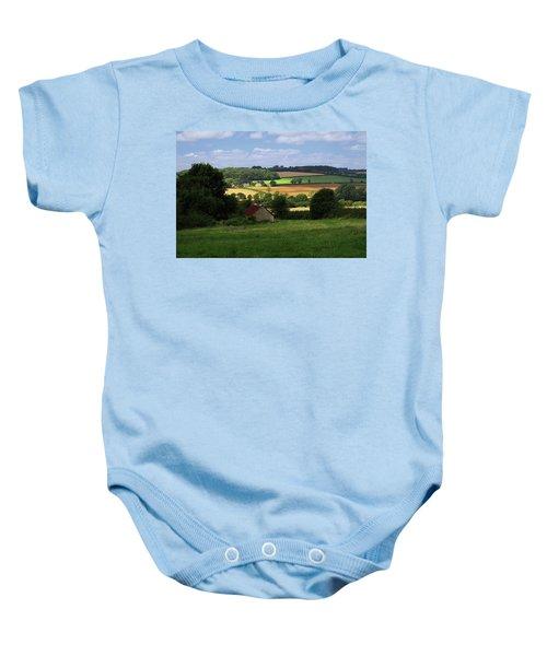 Cotswold Field England 81601 Baby Onesie