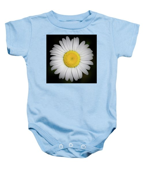 Day's Eye Daisy Baby Onesie