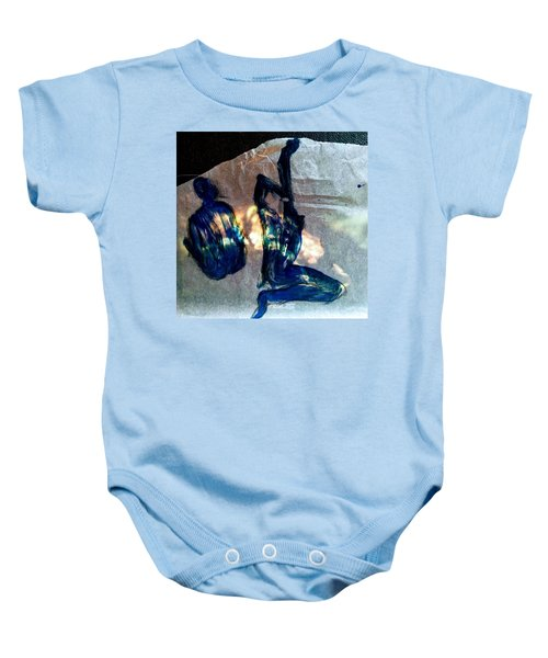 Delisious And Foolish Baby Onesie