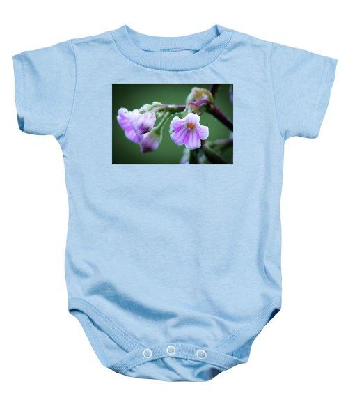 Dewy Dogbane #1 Baby Onesie