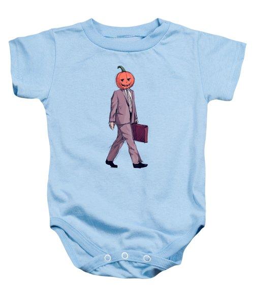 Dwight Halloween Baby Onesie