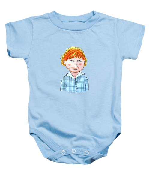 Ed Baby Onesie