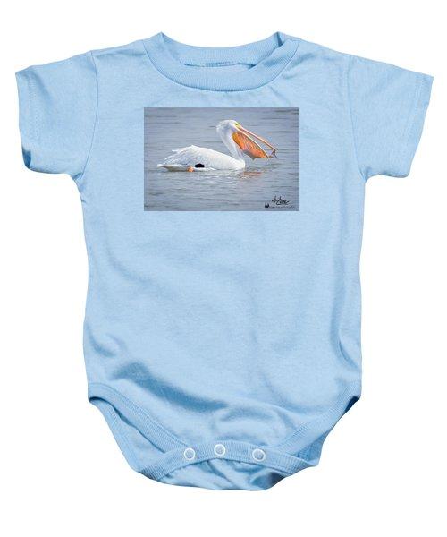 Fish Tail Baby Onesie