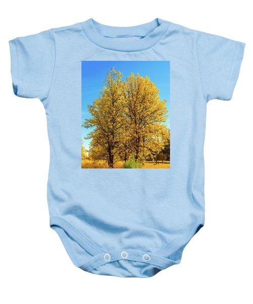 Foliage Baby Onesie