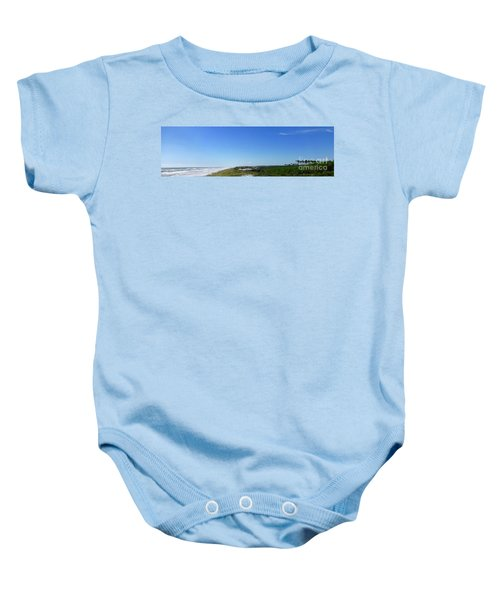 Grayton Beach State Park Baby Onesie