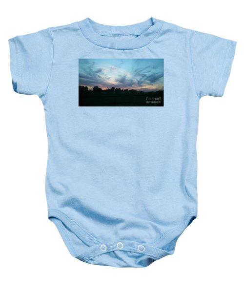 Heavenly Inspiration Baby Onesie