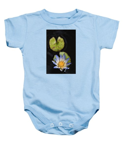 Hidden Jewel Baby Onesie