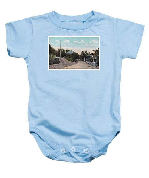 Howard Blvd. Mount Arlington Baby Onesie