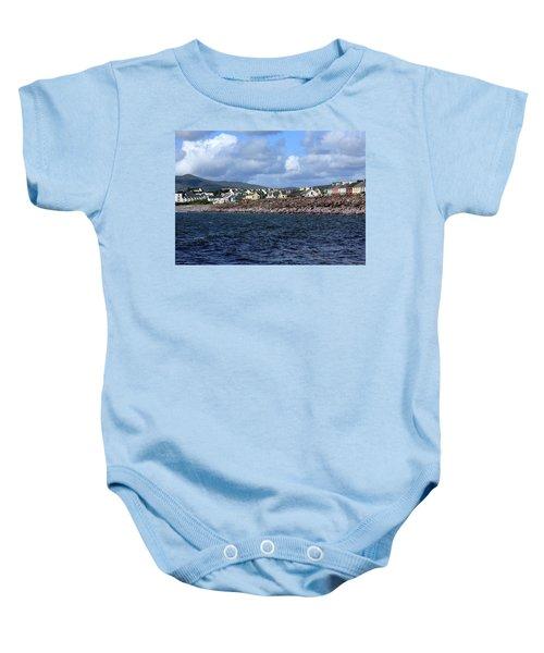 Irish Seaside Village, Co Kerry  Baby Onesie