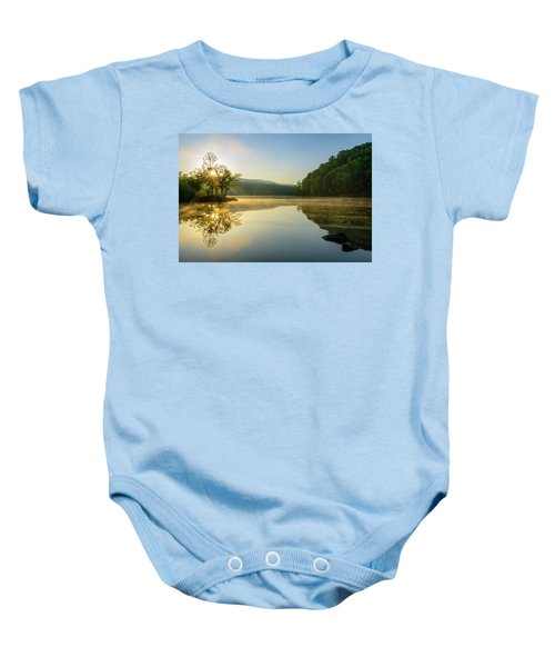 Morning Dreams Baby Onesie