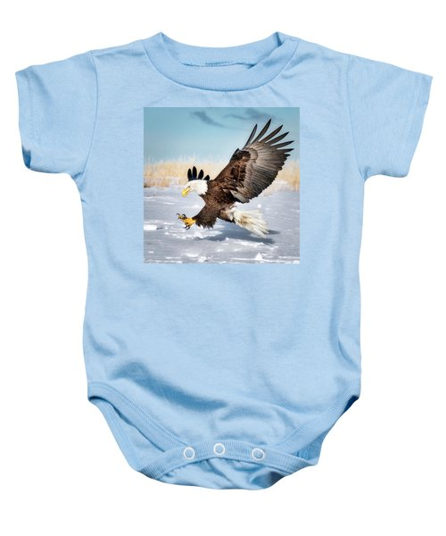 Outstretched Claws Baby Onesie
