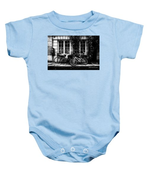 Paris At Night - Rue Poulletier Baby Onesie